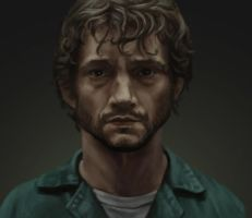 Will Graham + video process by Prihlop