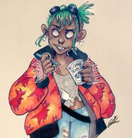 Ugly Jacket by Super-Chi