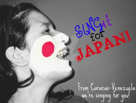 SINGItForJapan by BelladeathV