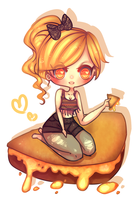 Grilled Cheese by Wuhvly