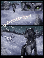 Howl! pg102 by ThorinFrostclaw
