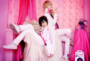 Durarara!!_Psyche and Delic by HAN-Kouga