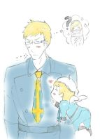 Mister Sweden and Finland...? by Happy-Bomber