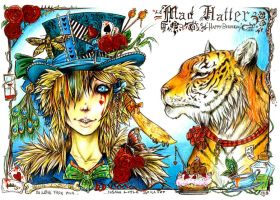 My Mad Hatter by S0MAwalkingDEAD