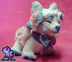 CE:. Lifesize Sushidog Plush - Winnie by MegasArtsAndCrafts