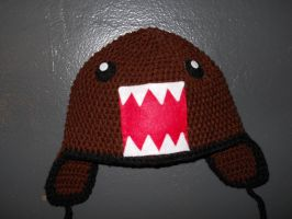 Crochet Domo Hat by Twitcorn