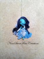 Corpse bride by NinaFimoCreations