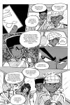Double Blackness volume 5 Page 1 Preview by nigz