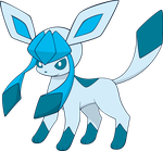Eeveelution Glaceon by Alpha-mon