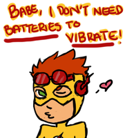YJ Pick-Up-Lines: Batteries by Mhyin