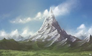 Spire by Maarchal