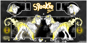 Spookie Ref 2017 by ErwilMinsa