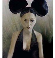 Disney Mouse by ARTArianeF