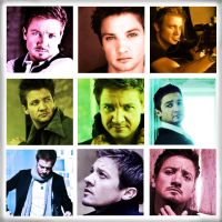 Jeremy Renner by Antinicole