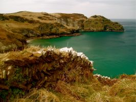 SouthWest Coast Path to Tintagel by RosaLui