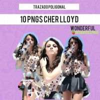 10 Pngs Cher Lloyd | Wonderful Resources by karlyeditions