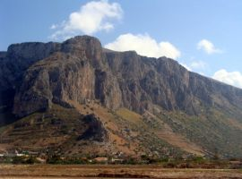 Palermo Sicily Mountain 2008 by vbwyrde