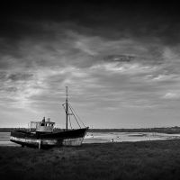 Old Boat by NicolasEvariste