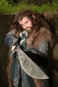 Thorin Oakenshield by Jathoris