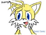 ANIMATION:Sonic Takes a Selfie and Flawless Tails by Desk05