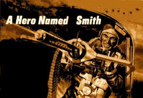 A Hero Named Smith by peterpulp
