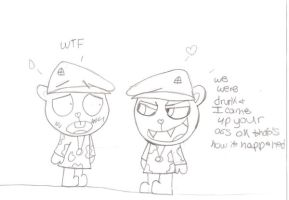 Poor Flippy by LiftyShiftyLover