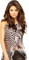 Selena Gomez png 6 by diamondlightart