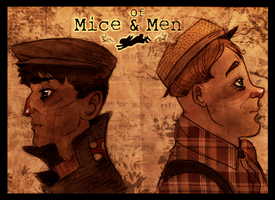 Mice and Men by HennaLucas