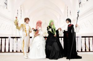 Code geass_Masquerade by MmeWhoo