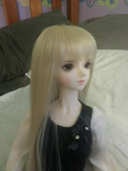 My BJD Aurora by Coyla283
