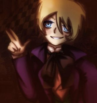Alois Trancy [Black Butler] *Edited* by the-only-artist