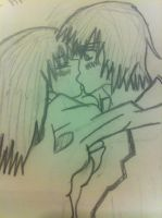 Amu x Ikuto by Winter-218