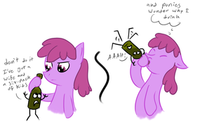 confound these ponies by Wolferahm