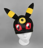 Umbreon Hat by SewDesuNe