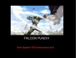 Falcon Punch DMP by OmegaDeath01