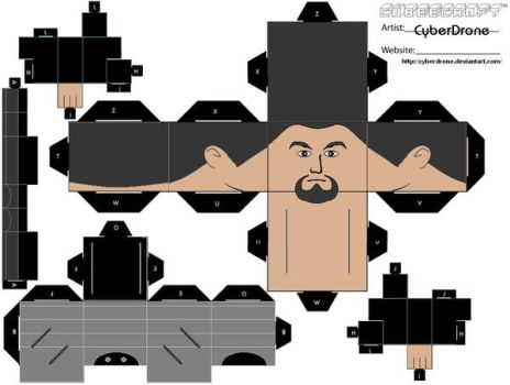 Cubee - Klingon Classic Series by CyberDrone