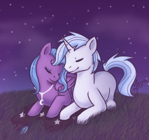 .:Starlit Night:. by MagicaITrevor