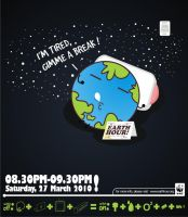 earth hour by NOF-artherapy
