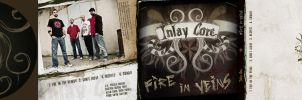 Fire in Veins Ep - InlayCore by JR-T