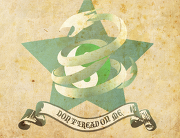 DAMMED: Don't Tread on Me by PockiiChuu