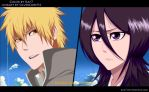 I missed you, Rukia by aConst