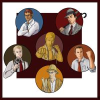 Doc Savage plus Five by Silvre