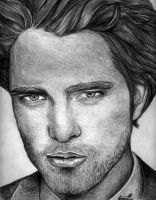 Robert Pattinson by Becky06