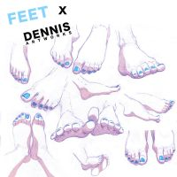 STINKY FEET by David-Dennis