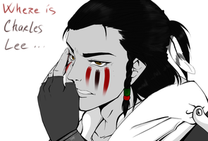 ::AC3: Where is Charles Lee war paint...:: by Lanzio
