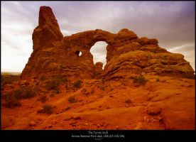 The Turret Arch by staind80