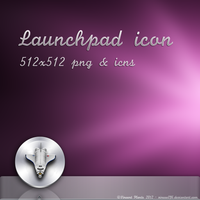 Launchpad icon by Vincee095
