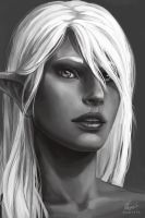 Xunae portrait by Angevere