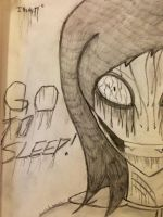 Shh... Just go to sleep... by campbellsoup1549