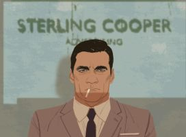 Don Draper by StephenThompson